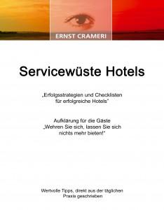 Servicewüste Hotels front